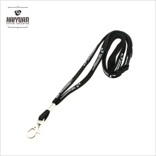 MOQ 50PCS Custom Logo Brand Promotional High Quality Lanyard in Tubular Polyester
